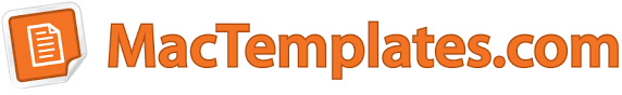 mac templates for pages numbers and more mactemplates com
