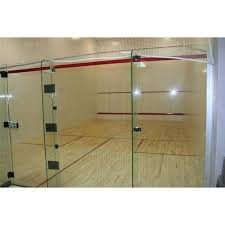 Glass Back by Squash Court Glass Back Wall Squash Court Glass Back Wall Maya