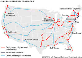 map us railways news americas reviving the once mighty railroad