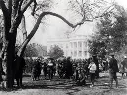 origins of the white house easter egg roll white house