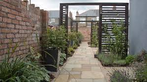 courtyard designs small courtyard garden design in cardiff rogerstone gardens