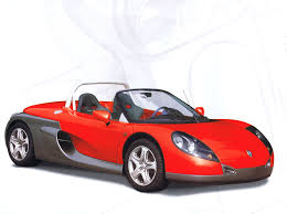 renault sports car 1997 renault spider sport brochure