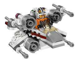 lego honda amazon com lego star wars microfighters series 1 x wing fighter
