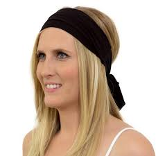 tie headbands women sweatbands hu wide headbands fabric headbands
