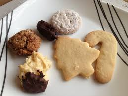 vegan crunk the christmas cookie club