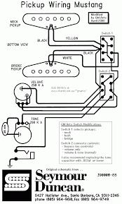 fender mustang wiring diagram fender mustang wiring schematic wiring diagram