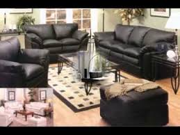 black furniture design decorating ideas for living room youtube