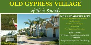 old cypress village