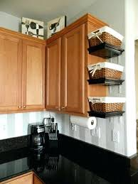 kitchen cabinets shelves ideas kitchen storage ideas for more space in the 5 without cabinets