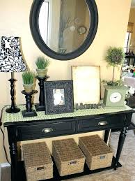 hallway table and mirror sets entrance table with mirror entryway mirror table entryway mirrors