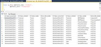 find all foreign keys referencing a table sql server list primary key and foreign key relationship in database sql