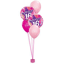 50th birthday balloon bouquets balloons for u basingstoke for all your party requirements
