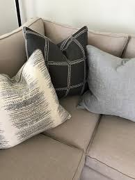 pillows and a little more design indulgence