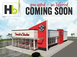hb announces steak n shake coming to jonesboro haag brown