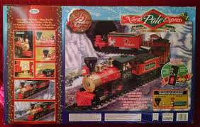 mainlining christmas toy review pole express christmas