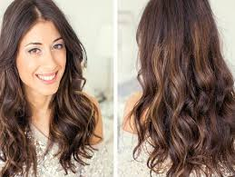 different ways to curl your hair with a wand 9 heatless ways to curl your hair minq com