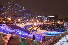 Light Show Student Designed Winter Light Shows Begin Dec 2 University Of