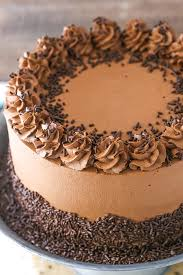 brown cake chocolate mousse cake and sugar