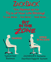 Chairs For Posture Support Zonesitting Gif