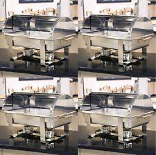 Oster Buffet Warmer by Oster Ckstbstw00 Wb Buffet Server And Warming Tray Ebay
