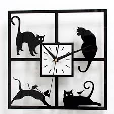 Wall Clock For Living Room by New Creative Large Wall Clock Modern Design Children Living Room