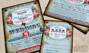 couture wedding invitations boots and bling western wedding invitation set western couture