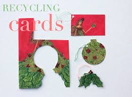 ruffles and stuff recycling cards