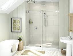 Glass Shower Doors Michigan Frameless Shower Doors Doors Alpine Glass Quality Shower