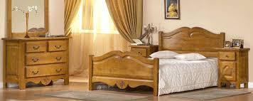 chambre à coucher bois massif chambre bois massif meubles grenadine chambre coucher bois massif
