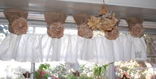 Linen Valance Curtains Unique Valances Diy Window Valance Burlap Valance