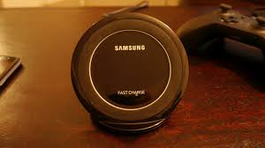 review samsung fast wireless charging stand makes charging very
