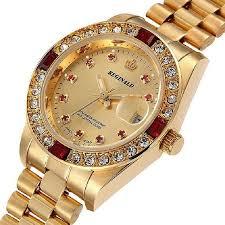 quartz diamond bracelet images Rhinestone top luxury brand women watch quartz gold 3bar jpg