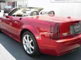 2005 cadillac xlr convertible 2005 cadillac xlr 2dr convertible auto leather top