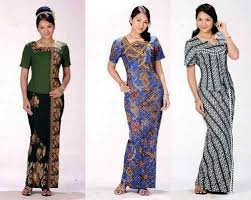 model baju model baju batik dress terbaru baju model terbaru 2017