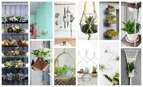 wall hanging planters articles with diy wall hanging planters tag diy hanging planters