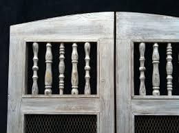 Kitchen Saloon Doors Distressed Spindle Swinging Saloon Doors