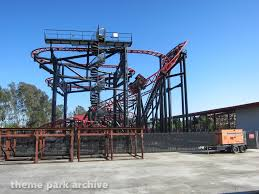 Six Flags Valejo Pandemonium At Six Flags Discovery Kingdom Theme Park Archive