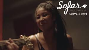 Awa by Sistah Awa See Dem Fall Sofar Brescia Youtube