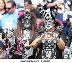 Raiders Halloween Costume October 25 2015 Oakland Raiders Head Coach Jack Del Rio Action