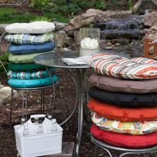 lawn furniture cushions chair cushions for back and seat stool