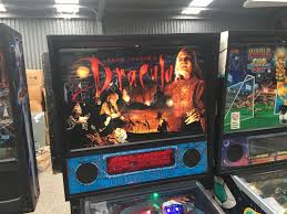 dracula pinball machine 4000 pinball machines for sale in