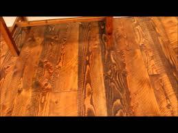 farmington circular sawn fir flooring youtube