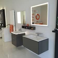 duravit l cube vanity unit burgbad 2 drawer vanity unit with led
