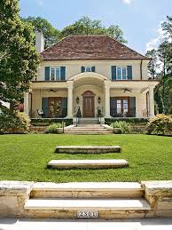 front porches on colonial homes country style home ideas blue shutters country