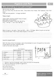 printable hygiene activity sheets kindergarten hygiene and pets worksheets for kids level 2 personal