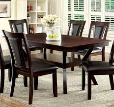 Cherry Kitchen Table Interior Home Design - Black dining table with cherry top