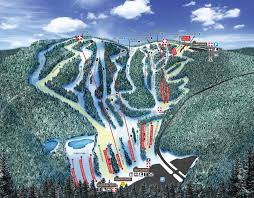 Mountains In Usa Map by Blue Mountain Resort Mountain Stats U0026 Info Onthesnow