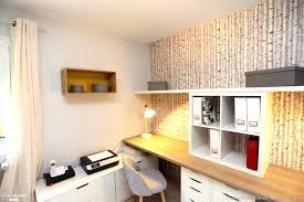 bureau dans chambre bureau chambre d 039 amis mélissa desbriel côté maison