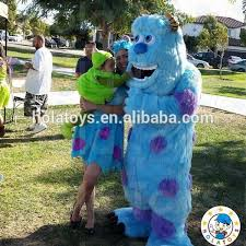 Sully Halloween Costume Adults Sully Costume Sully Costume Suppliers