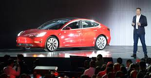 tesla model 3 bernstein analyst finds tesla model 3 u0027s fit and finish u0027relatively